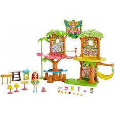 Хорса-детские игрушки <b>Mattel</b> Enchantimals GFN59 Джунгли-кафе ...