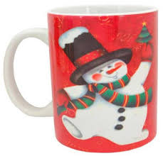 <b>Кружка winter wings</b> танцующий снеговик по выгодной цене ...