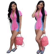 <b>Echoine</b> Sexy Bodysuit Reflective Night Version Color <b>Patchwork</b> ...