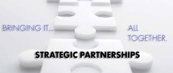 Develop Strategic Partnerships