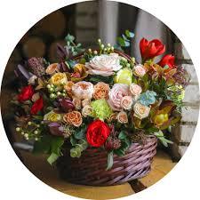 Корзины с цветами - goods.ru