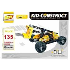 «<b>Конструктор Sdl Kid Construct</b> 2018A-7 Погрузчик ...