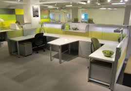 open office cubicles. open plan furniture offers a more attractive and modern office layout cubicles l