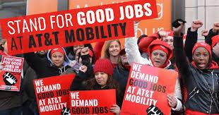 we need good jobs at at t mobility