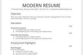 Astounding Resume Template Google Free Templates