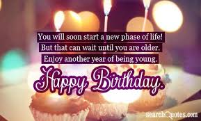 Birthday Wishes Young Woman