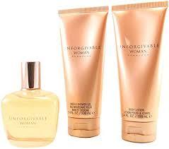 <b>Sean John Unforgivable Woman</b> 3 Pc. Gift Set (Parfum Spray 2.5 Oz ...