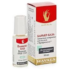 <b>Mavala Защитное</b> покрытие для слабых и хрупких ногтей Barrier ...