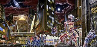 <b>Iron Maiden</b> – Caught <b>Somewhere</b> in Time Lyrics | Genius Lyrics