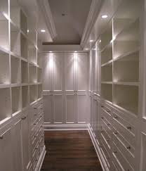 closet lighting this one needs ambient light using only down light creates harsh shadows best lighting for closets