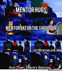 Young Justice Mentors by anakinskyguy - Meme Center via Relatably.com