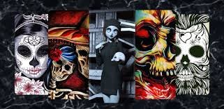 <b>Skull</b> Wallpaper <b>Cool</b> Cute & Scary <b>Skull</b> LockScreen - التطبيقات ...