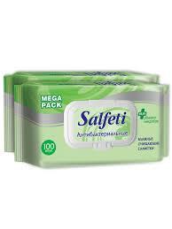 Набор antibac <b>mega</b> pack №100 <b>влажные салфетки</b> ...