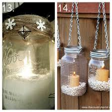 13 adore diy hanging mason jar
