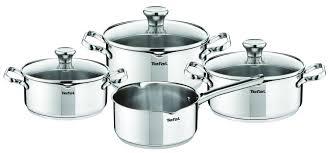 <b>Набор посуды</b> TEFAL Duetto A705A835, <b>7 предметов</b>