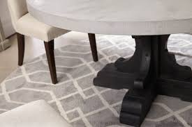 round dining table base:  bastillerounddiningtablebase blackwash detail