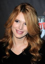 BELLA THORNE at Lo