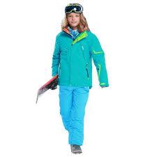 <b>DETECTOR</b> Waterproof <b>Ski Snowboard</b> Suit - Kid's | <b>Kids Snow</b> ...