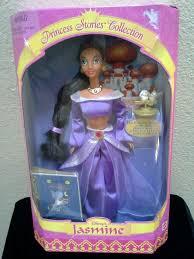 1997 <b>Disney Princess</b> Stories <b>Collection</b> Jasmine Doll by Mattel ...