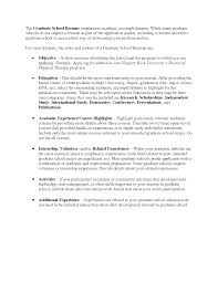 sample resume for graduate school application best resumes grad resume for college interview resume objective for high school high school student resume sample objective high