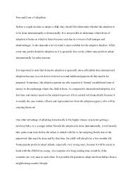 cover letter example an essay example of an essay an example of  cover letter an example essay pigh fo adoption sampleexample an essay