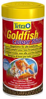 Сухой <b>корм</b> для рыб <b>Tetra Goldfish</b> Colour Sticks — купить по ...