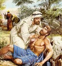 Image result for PICTURE OF GOOD SAMARITAN SCENE