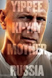 Póster Duro de Matar 5 (Die Hard 5: A Good Day to Die Hard)