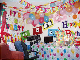kids birthday party decoration ideas birthday office decorations