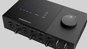 <b>Native Instruments</b> обновили <b>аудиоинтерфейс Komplete</b> Audio 6 ...