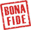 Images & Illustrations of bona fide