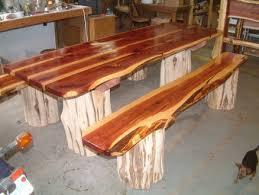 cedar picnic table cedar bench plans