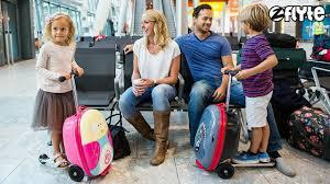 Самокат-чемодан <b>Zinc Панда</b> Полли, детский - купить по ...