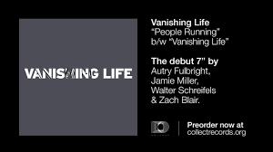 "<b>Vanishing Life</b> - ""People Running"" (Official) - YouTube"