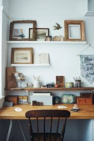 chic boutiquers at home by ellie tennant the home of jeska dean hearne from chic vintage home office desk cute
