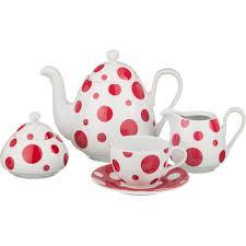 <b>Чайный сервиз Королева</b> Анна 21 предмет на 6 персон - AL ...
