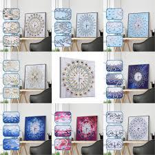<b>5D Special Diamond</b> Shaped <b>Embroidery</b> Wall Clock DIY Painting ...