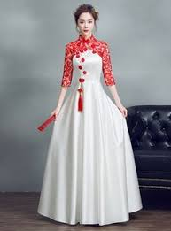 Moern <b>qipao</b>, <b>traditional</b> Chinese <b>cheongsam</b> dress | Fashion in ...