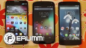 Nexus 5 vs LG G2 vs Nexus 4 подробное сравнение. Все плюсы и ...