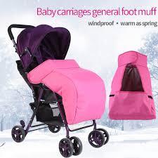 Baby Footmuffs Universal Warm <b>Baby Stroller Foot</b> Muff Buggy ...
