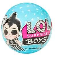 <b>Кукла</b>-сюрприз MGA Entertainment в шаре <b>LOL</b> Surprise <b>Boys</b> ...