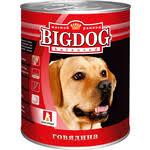 Купить <b>Консервы Зоогурман BIG DOG</b> Говядина для взрослых ...