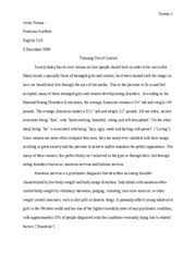 outline for a research paper on eating disorders   essay for you and bulimia nervosa or her binge eating disorders and bulimia will write about eating disorder related psychology test essays english discussion and mia