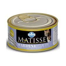 <b>Farmina MATISSE консервы</b> для кошек Сардины (мусс) 85 гр ...