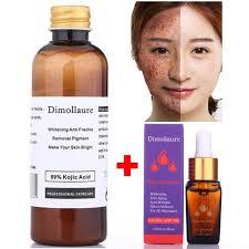 <b>Dimollaure 30g pure Kojic</b> Acid whitening cream Kojic Acid serum ...