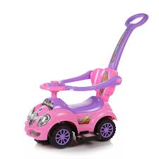 <b>Babycare</b>, <b>Каталка детская Cute</b> Car (резиновые колеса)