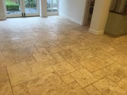 limestone tiles kitchen: limestone floor before cleaning maidenhead