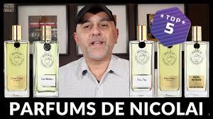 Top 5 <b>Parfums De Nicolai</b> Fragrances