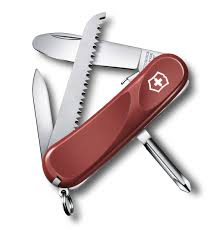"""<b>Нож перочинный Victorinox</b> """"<b>Junior</b>"""", цвет: красный, 8 функций, 8 ..."""