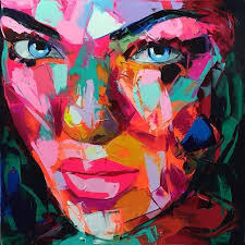 Pin by Bluejeannebaby on <b>francois</b> nielly | Palette knife <b>painting</b> ...